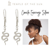 【TEMPLE OF THE SUN】Camila Earrings Silver ピアス シルバー