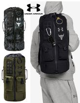 UNDER ARMOUR (アンダーアーマー) バックパック・リュック 【UNDER ARMOUR】 ジムバックパック Project Rock 60 Gym Bag