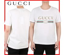 ★関税負担★人気★【GUCCI】★Oversize washed T-shirt ★