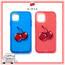 【Kirsh】COLOR CLEAR IPHONE CASE JH Iphone X/XS/11pro