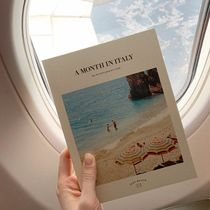 【DEAR MAISON】A MONTH IN ITALY DIARY ver.9