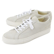 Common Projects 20SS Achilles Low スエードレザースニーカー