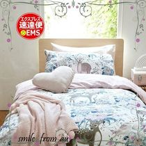 Kmart★Forest Fawn Quilt Cover Set★布団&枕カバーセット
