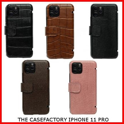 THE CASE FACTORY iPhone・スマホケース 関税送料込☆THE CASEFACTORY☆IPHONE 11 PRO CARD CASE