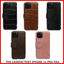 関税送料込☆THE CASEFACTORY☆IPHONE 11 PRO MAX CARD CASE