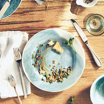 【Anthropologie】Cabarita Dinner Plates プレート 4点セット