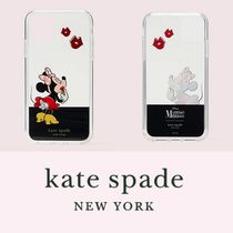 【国内・翌日発送】kate spade minnie mouse iphone case