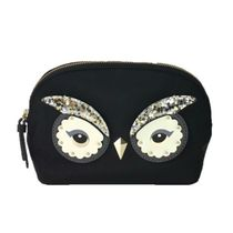 Kate Spade Owl Small Marcy フクロウ ポーチ バッグ 関税送料込