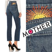 Mother Denim★Ankle Straight Roasting Nuts