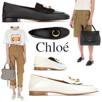 CHLOE LOAFER IN SHINY CALFSKIN