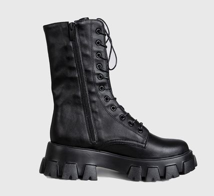 Raucohouse ミドルブーツ [Raucohouse] UGLY WALKER BOOTS /2色 /追跡付(4)
