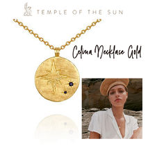 【TEMPLE OF THE SUN】Celina Necklace Gold ゴールドネックレス
