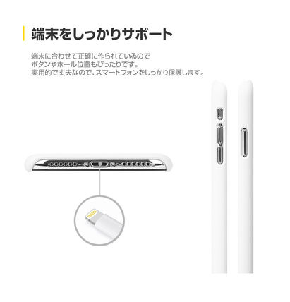 NATIONAL GEOGRAPHIC スマホケース・テックアクセサリー 2020iPhoneSE/8/7ケース National Geographic Flower Sole Style(5)