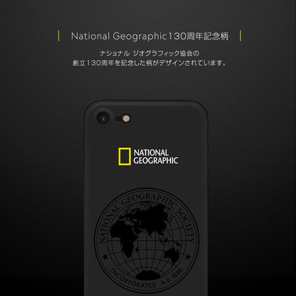 NATIONAL GEOGRAPHIC スマホケース・テックアクセサリー 2020 iPhone SE/8/7/XR 130th Anniversary case Ultra Slim Fit(3)