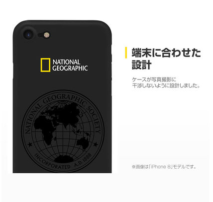 NATIONAL GEOGRAPHIC スマホケース・テックアクセサリー 2020 iPhone SE/8/7/XR 130th Anniversary case Ultra Slim Fit(5)