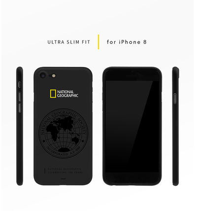 NATIONAL GEOGRAPHIC スマホケース・テックアクセサリー 2020 iPhone SE/8/7/XR 130th Anniversary case Ultra Slim Fit(9)
