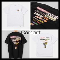 【Carhartt】S/S Backpages T-Shirt  バックプリント 2色 半袖