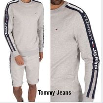 Tommy Jeansロゴテーピングサイド 上下 セットアップ 送料込
