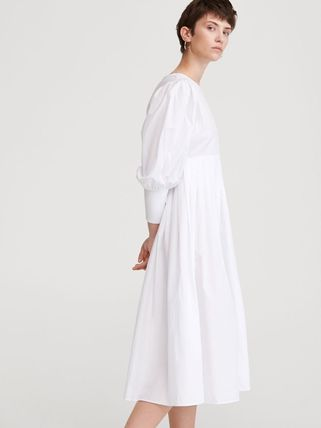 RESERVED ワンピース 【RESERVED(リザーブド) 】Cotton dress コットン ワンピース(6)