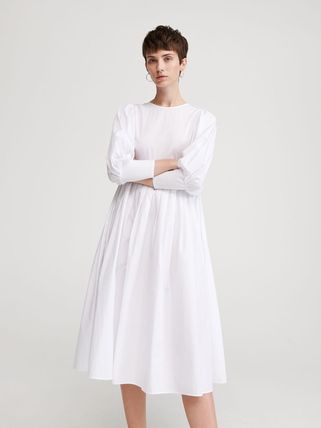 RESERVED ワンピース 【RESERVED(リザーブド) 】Cotton dress コットン ワンピース(5)