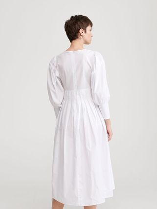 RESERVED ワンピース 【RESERVED(リザーブド) 】Cotton dress コットン ワンピース(7)