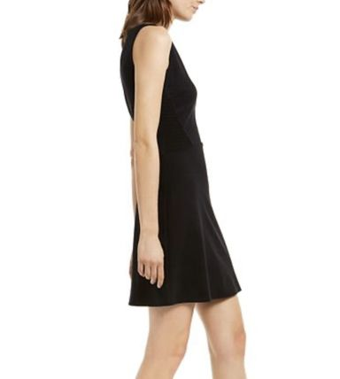 Michael Kors ワンピース MICHAEL KORS☆Mesh Mix Dress お呼ばれドレス(4)