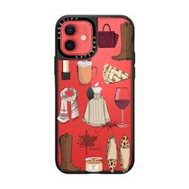 Casetify iphone Grip case♪Pumpkin Spice and Everythin...♪