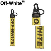 【Off-White】☆人気☆ OFF WHITE INDUSTRIAL KEYCHAIN