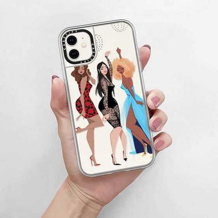 Casetify スマホケース・テックアクセサリー Casetify iphone Grip case♪Night Out♪(13)