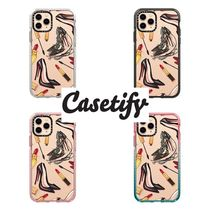 【Casetify】 ★ iPhone ★インパクト メイクアップとヒール
