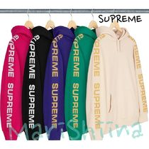 SUPREME Metallic Rib Hooded Sweatshirt SS20 Week10