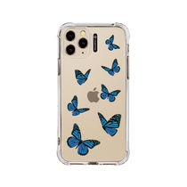 ★SHARON6★ BUTTERFLY iPhone クリアケース