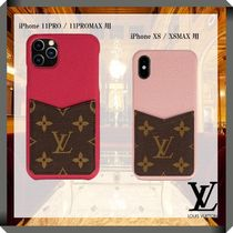 Louis Vuitton☆iPhoneバンパーケース XS/XS MAX/11PRO/11PROMAX