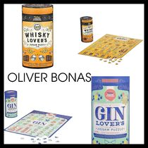 【OLIVER BONAS】Whisky Gin Lover's パズル 500ピース 2種類