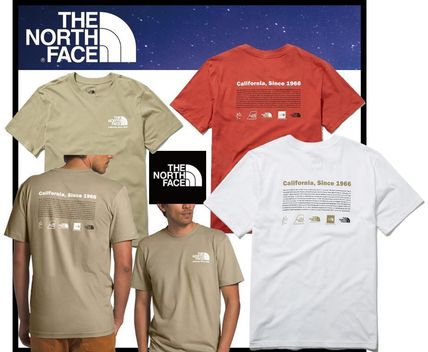 THE NORTH FACE Tシャツ・カットソー ★送料・関税込★THE NORTH FACE★M'S LOGO-LUTION S/S R/TEE★