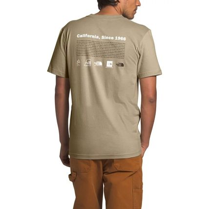 THE NORTH FACE Tシャツ・カットソー ★送料・関税込★THE NORTH FACE★M'S LOGO-LUTION S/S R/TEE★(3)
