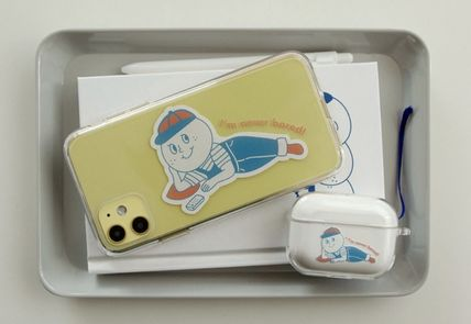 oh lolly day スマホケース・テックアクセサリー ★oh lolly day★ O,LD! Airpod pro case_01 全2種(9)