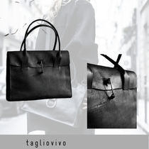 tagliovivo 'Shoulder Bag' black