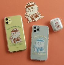 ★oh lolly day★ Milk iPhone クリアケース 全2種