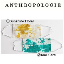 【Anthropologie】●マスク●Amadi Floral Reusable Face Mask