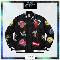【NIKE×NBA×Supreme 】国内発送★ Teams Warm-Up ジャケット