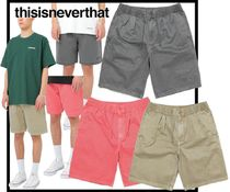 ★送料・関税込★thisisneverthat★Overdyed Short★2色