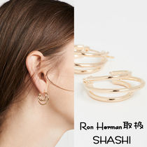 国内発送 SHASHI Trois Earrings