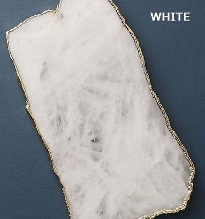 Anthropologie 食器(皿) 【Anthropologie】アンティーク風  Agate Cheese Board/全3種(2)