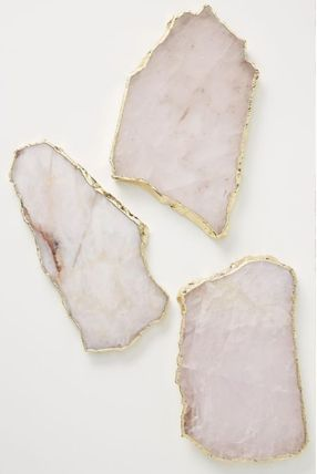 Anthropologie 食器(皿) 【Anthropologie】アンティーク風  Agate Cheese Board/全3種(12)