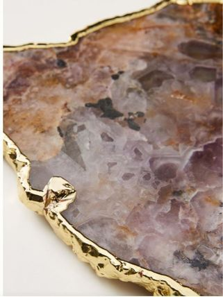 Anthropologie 食器(皿) 【Anthropologie】アンティーク風  Agate Cheese Board/全3種(16)