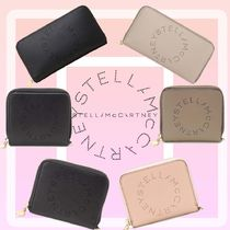 Stella McCartney STELLA LOGO WALLET【送料0/国内発送】