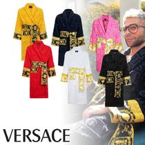 【VERSACE】バスローブ★6color