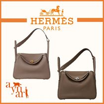 HERMES★Lindy リンディ 30 ★Etoupe