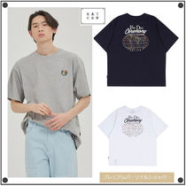 日本未入荷ROMANTIC CROWNのFRIDAY WORLD MAP TEE 全3色